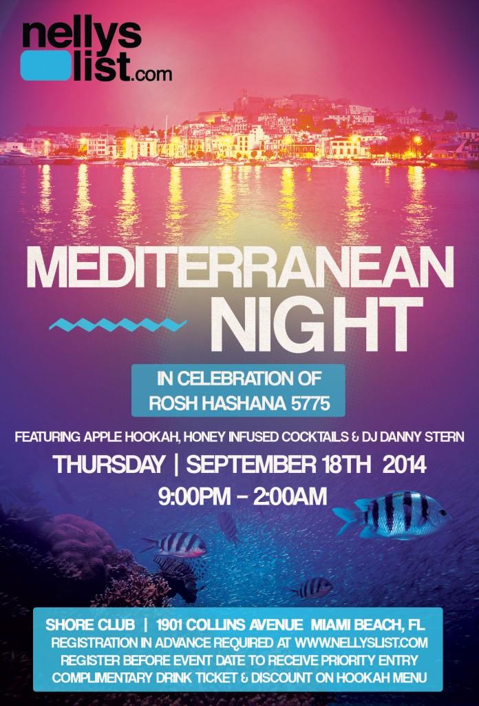 Mediterranean-Night