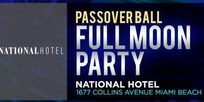 Miami Passover Party 2021